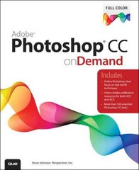 Adobe Photoshop CC on Demand 1st Edition 9780789751621 0789751623