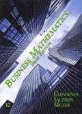Business Mathematics Brief Plus MyMathLab -- Access Card Package/MyStatLab