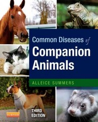 Common Diseases of Companion Animals 3rd Edition 9780323101264 0323101267