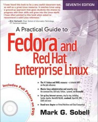 A Practical Guide to Fedora and Red Hat Enterprise Linux 7th Edition 9780133477436 0133477436