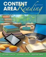 Content Area Reading Plus NEW MyEducationLab with Video-Enhanced Pearson eText -- Access Card Package 11th Edition 9780133400892 0133400891