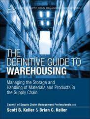 The Definitive Guide to Warehousing 1st Edition 9780133448917 0133448916
