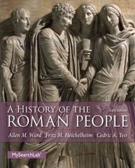 History of the Roman People 6th Edition 9781315511207 1315511207