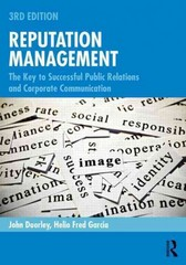 Reputation Management 3rd Edition 9780415716284 0415716284