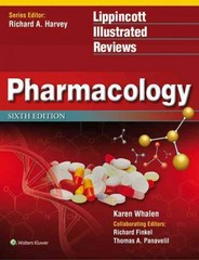 Lippincott Illustrated Reviews: Pharmacology 6th Edition 9781451191776 1451191774