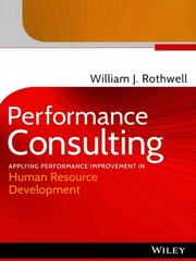 Performance Consulting 1st Edition 9781118419113 1118419111