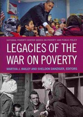 Legacies of the War on Poverty 1st Edition 9780871540072 087154007X
