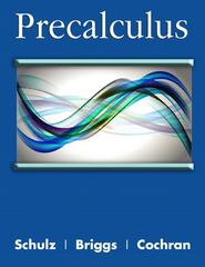 Precalculus eText with MyMathLab and Explorations and Notes -- Access Card Package 1st Edition 9780321871473 0321871472