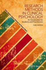 Research Methods in Clinical Psychology 3rd Edition 9781118773178 1118773179