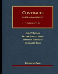 Contracts 10th Edition 9781609302115 1609302117