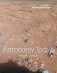 Astronomy Today Volume 1 8th Edition 9780321909718 0321909712