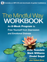 The Mindful Way Workbook 1st Edition 9781462508143 1462508146