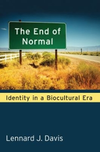 The End of Normal 1st Edition 9780472052028 0472052020