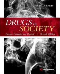 Drugs in Society 7th Edition 9781455731879 1455731870