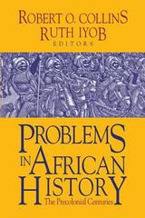 Problem in African History 3rd Edition 9781558765832 1558765832