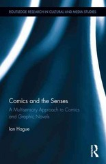 Comics and the Senses 0 9780415713979 0415713978