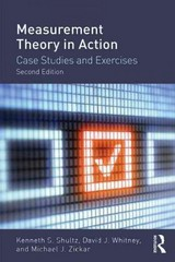 Measurement Theory in Action 2nd Edition 9780415644792 0415644798