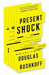 Present Shock 1st Edition 9781617230103 1617230103