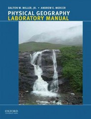 Physical Geography Lab Manual B 4th Edition 9780199859627 0199859620
