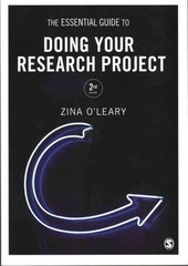 The Essential Guide to Doing Your Research Project 2nd Edition 9781446258972 1446258971