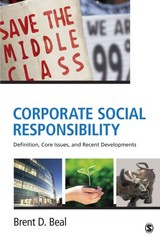 Corporate Social Responsibility 1st Edition 9781483313535 1483313530