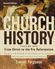 Church History - From Christ to Pre-Reformation 2nd Edition 9780310516569 0310516560