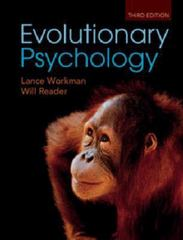 Evolutionary Psychology 3rd Edition 9781107622739 1107622735