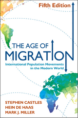 The Age of Migration 5th Edition 9781462513116 1462513115