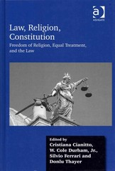 Law, Religion, Constitution 1st Edition 9781317107385 1317107381