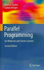 Parallel Programming 2nd Edition 9783642378003 3642378005