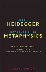 Introduction to Metaphysics 2nd Edition 9780300186123 0300186126