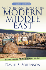 An Introduction to the Modern Middle East 2nd edition 9780813349220 0813349222