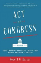 Act of Congress 1st Edition 9780307744517 0307744515