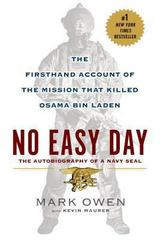 No Easy Day 1st Edition 9780451468741 0451468740