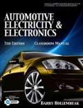 Today s Technician Automotive Electricity and Electronics - Classroom Manual