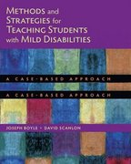 Methods and Strategies for Teaching Students with Mild Disabilities 1st edition 9781111808808 1111808805