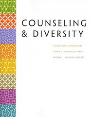 Counseling & Diversity 1st Edition 9781133417163 1133417167