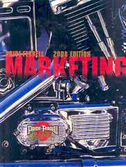 Marketing, 2008 Edition 14th edition 9780618799701 0618799702