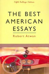The Best American Essays 5th edition 9780618832590 0618832599