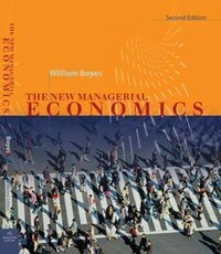 Managerial Economics 2nd edition 9780618988624 0618988629