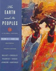 The Earth and Its Peoples 4th edition 9780618992409 0618992405