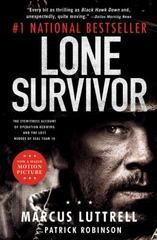 Lone Survivor 1st Edition 9780316324069 031632406X