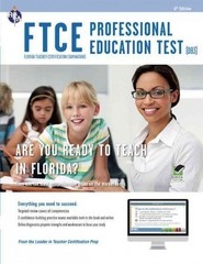 FTCE Professional Education Test (083) 6th Edition 9780738611662 0738611662