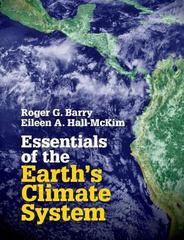 Essentials of the Earth's Climate System 1st Edition 9781107620490 110762049X