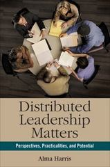 Distributed Leadership Matters 1st Edition 9781412981187 1412981182