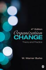 Organization Change 4th Edition 9781452257235 145225723X