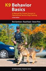 K9 Behavior Basics 2nd Edition 9781550594515 1550594516