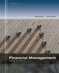 Financial Management 14th Edition 9781111972219 1111972214