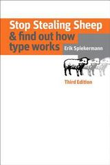 Stop Stealing Sheep & Find Out How Type Works, Third Edition 3rd Edition 9780321934284 0321934288