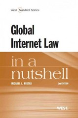 Global Internet Law 2nd Edition 9780314283306 0314283307